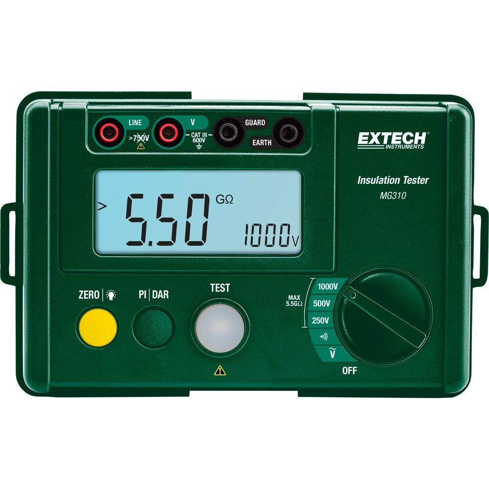 Compact Digital Insulation Tester