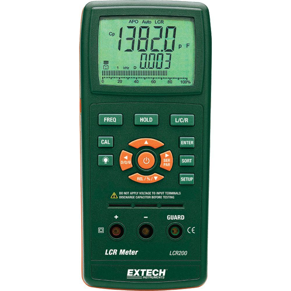 Passive Component LCR Meter